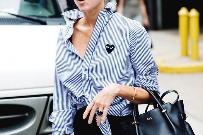 25 chemises à rayures dans tous les sens et pour pour tous styles