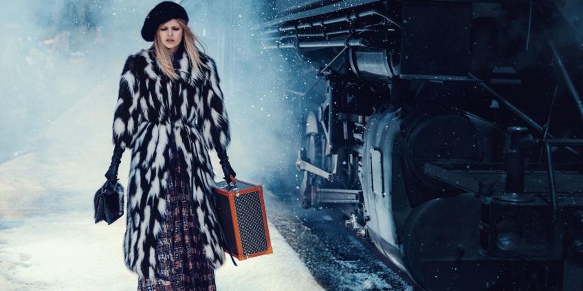25 sublimes manteaux longs pour être réchauffée de la tête aux pieds