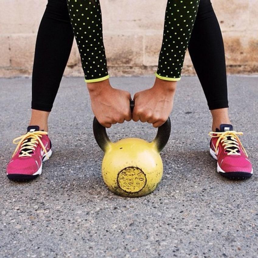 Kettlebell : l'accessoire fitness qui a tout bon
