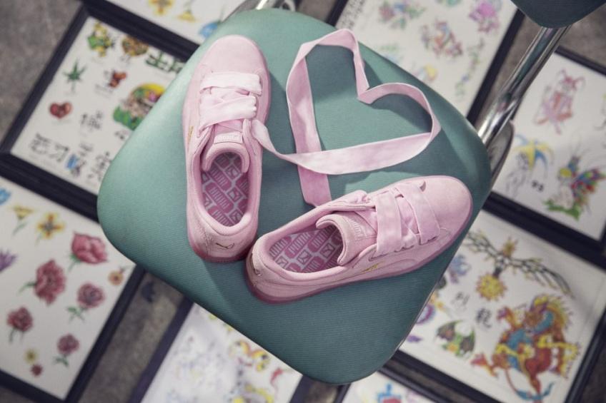 Pour le printemps, Puma pare nos pieds de sneakers pastel et nous fait ronronner de plaisir !