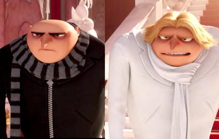 Moi, moche et méchant 3 : Gru se découvre un frère jumeau dans une bande-annonce inédite