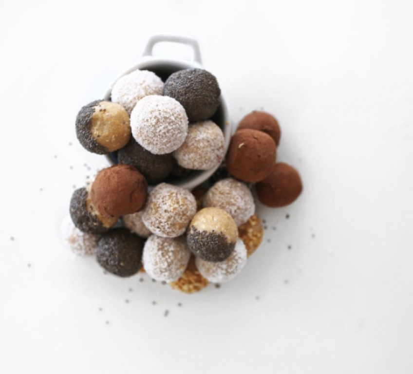 Energy balls : le carburant healthy d'une bonne sportive