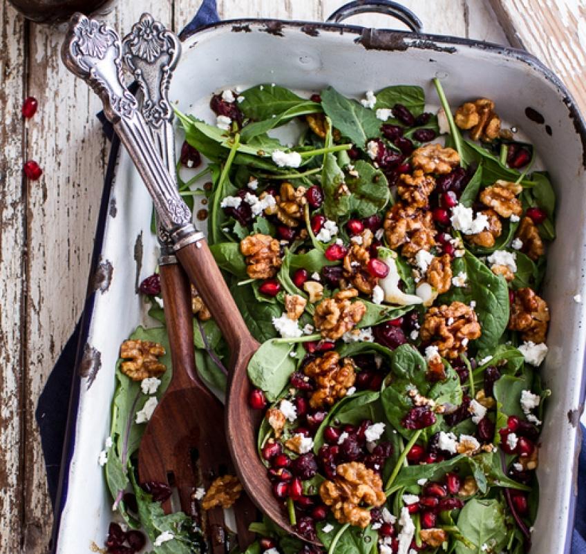 10 recettes de salades simples et efficaces à 3 ou 4 ingrédients
