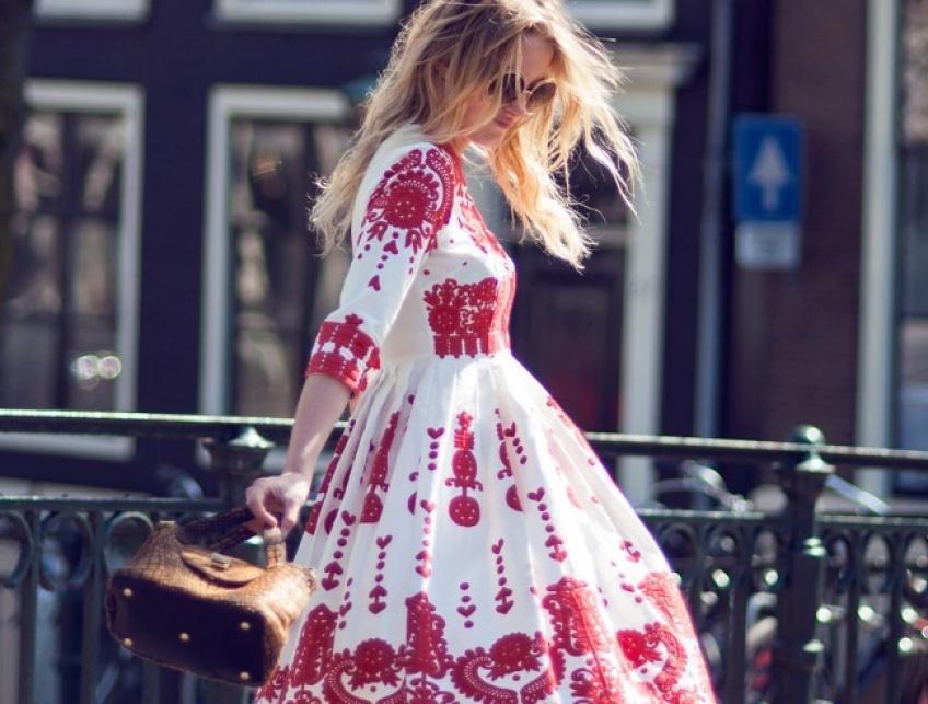 25 robes brodées pour style boho-chic qui fleure bon le printemps