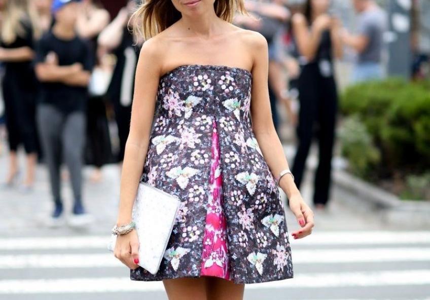25 robes bustier qui vont vous faire craquer !