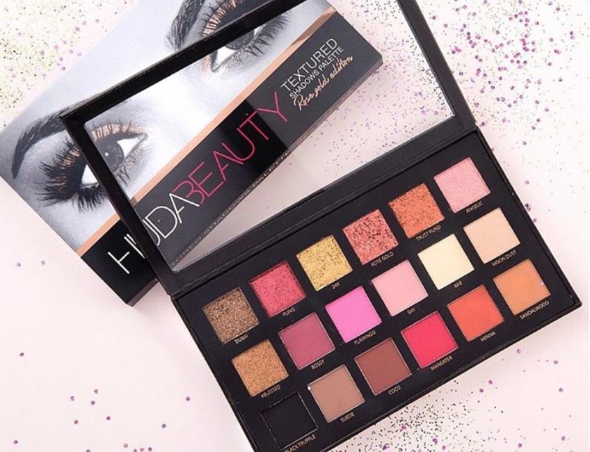 La palette Rose Gold de Huda Beauty débarque chez Sephora France !