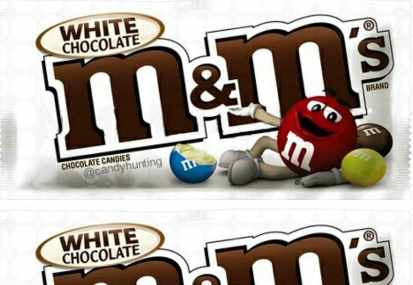 Les M&M's au chocolat blanc vont devenir une saveur permanente