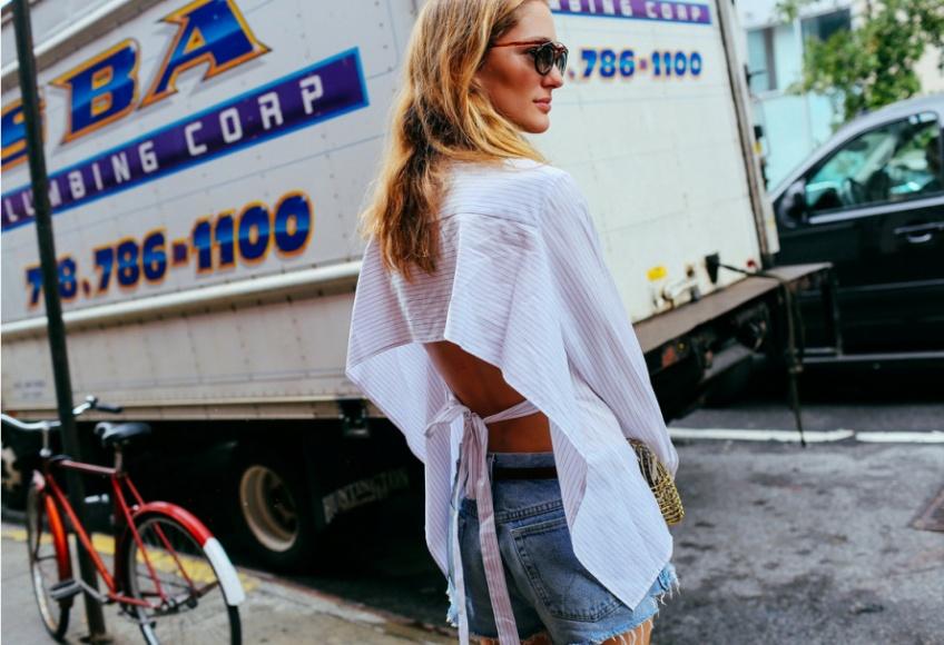 #Trend : La nouvelle façon de porter sa chemise ce printemps