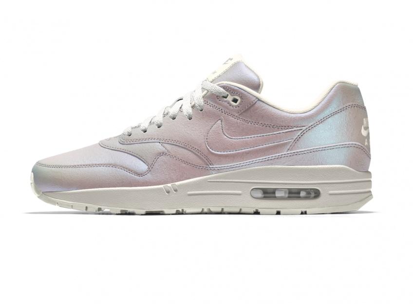Avec les nouvelles Air Max 1 iD, Nike fait vivre un conte de fées à nos pieds !