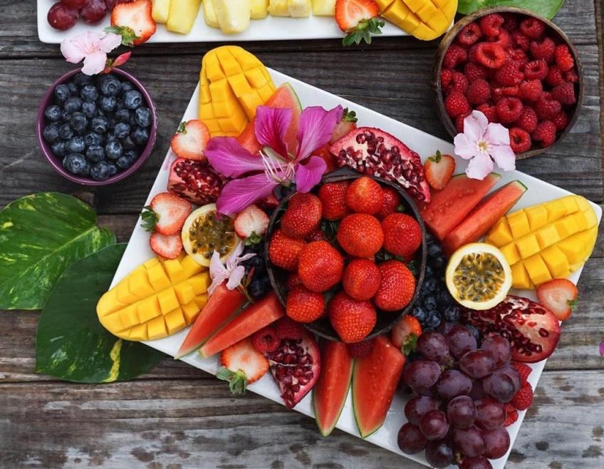 Les meilleurs fruits et légumes par saison