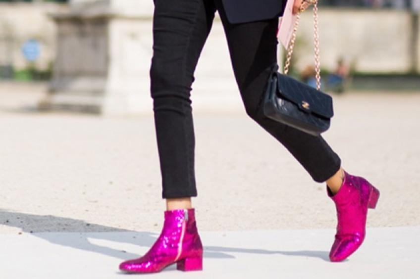 25 paires de chaussures à paillettes qui vont donner de la couleur à votre dressing !