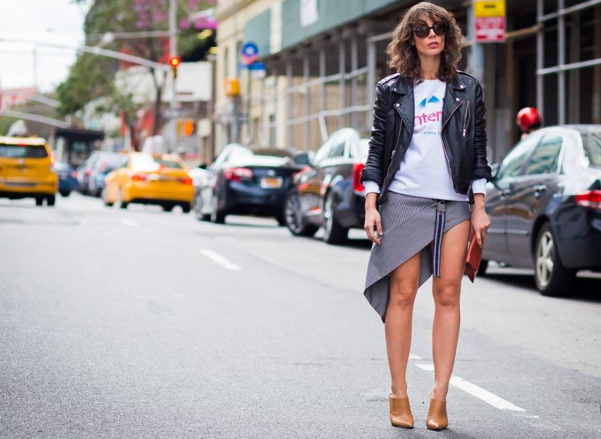 Cet été adoptez une jupe asymétrique pour être en plein dans la tendance !