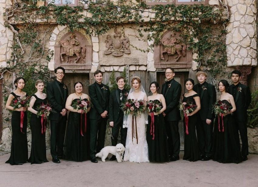 Un mariage à thème Harry Potter pour une journée plus magique que jamais !
