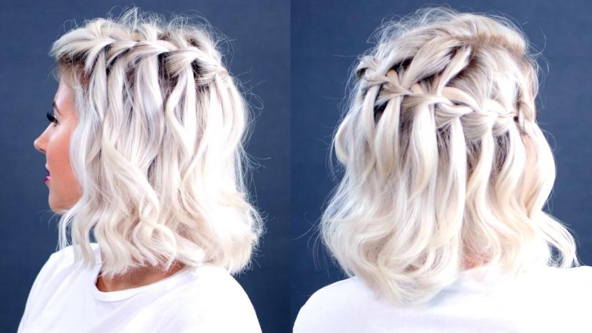 10 coiffures tressées pour pimper vos cheveux courts
