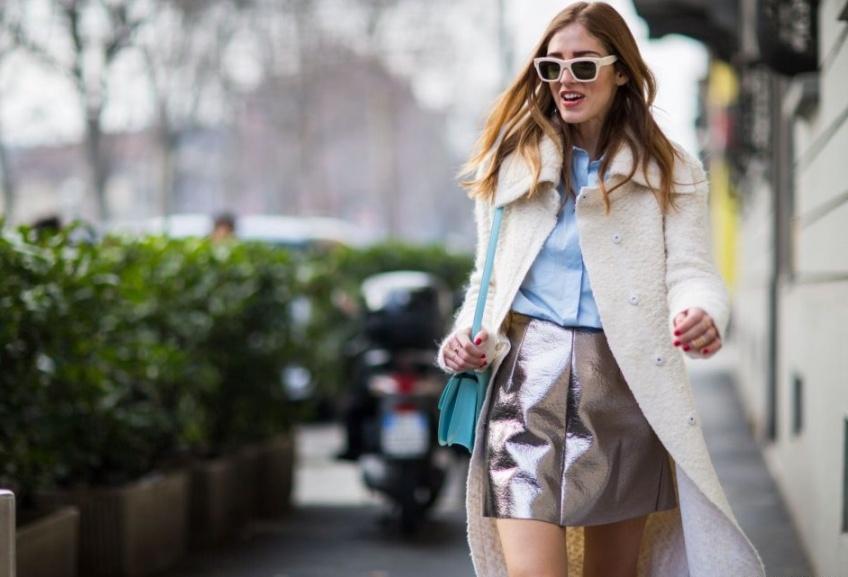 40 sublimes jupes métallisées et irisées pour briller en toutes circonstances
