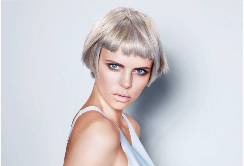 Les cheveux holographiques se lancent à la conquête d'Instagram