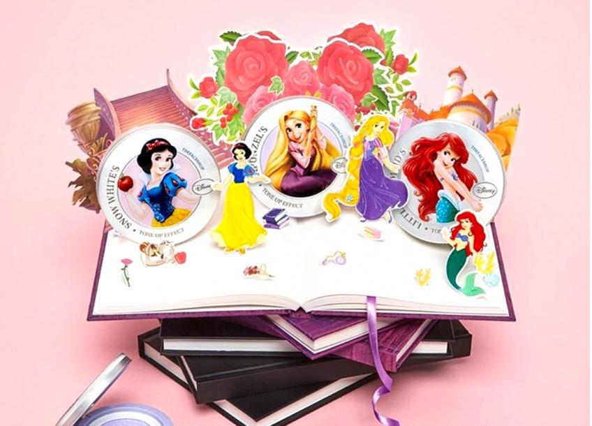 The Face Shop dévoile une ligne de make-up inspirée de personnages Disney