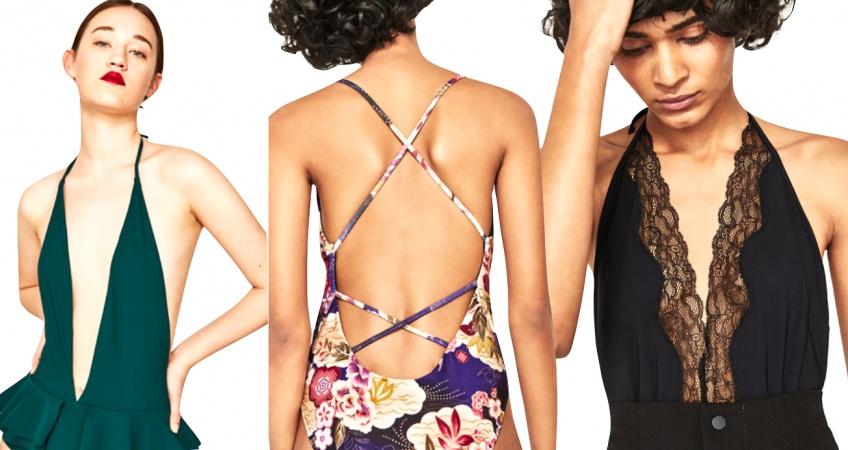 Plages enchanteresses, voilà vos déesses grâce à la collection de maillots de bain Zara à moins de 30 euros !