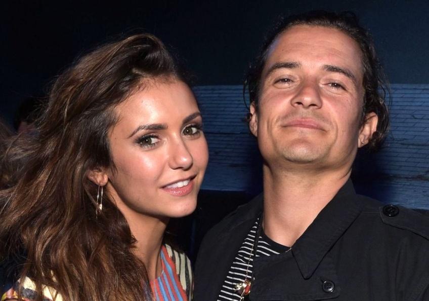 Orlando Bloom et Nina Dobrev, en couple ?