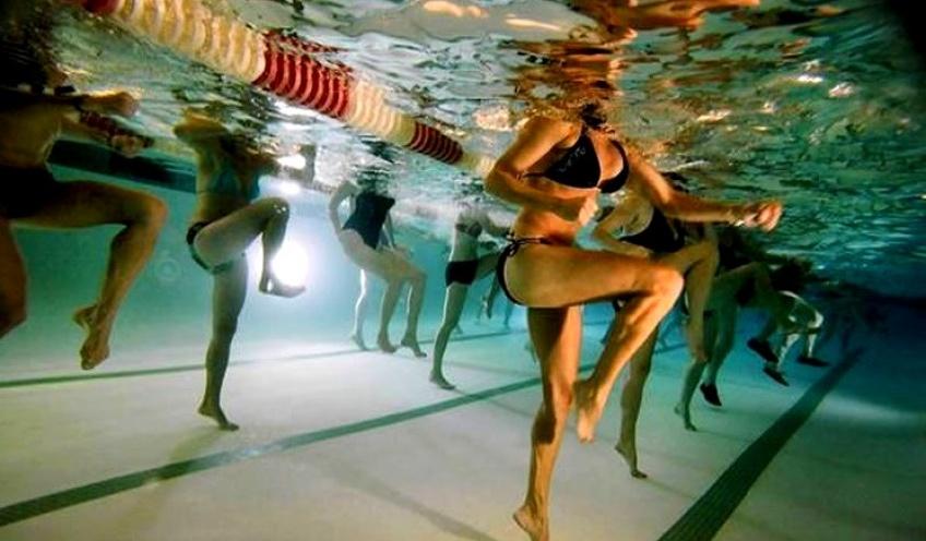 Parenthèse sportive #45 : Le cross training aquatique pour tuer la cellulite !