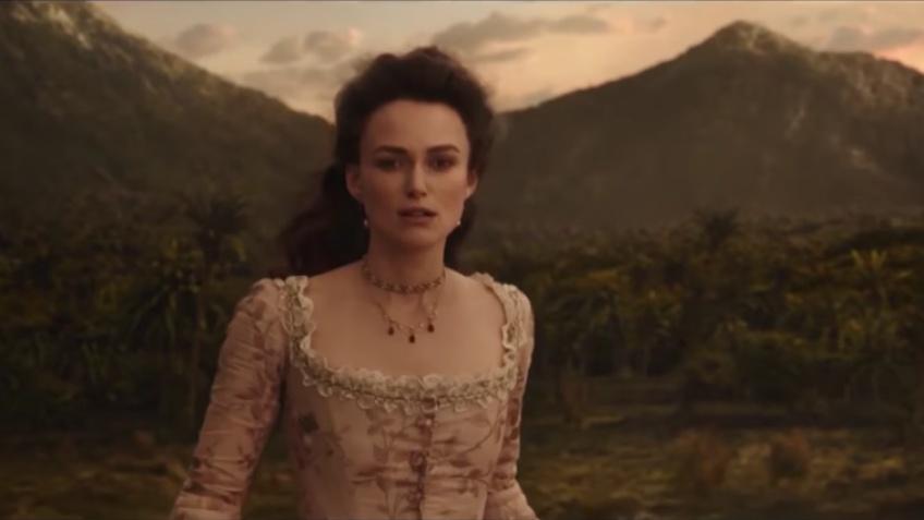 Elizabeth Swann (Keira Knightley) : de retour dans Pirates des Caraïbes 5 !