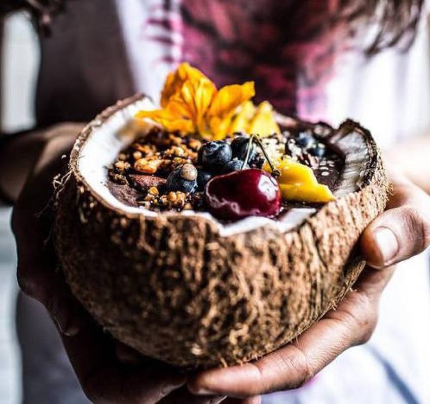 Nouvelle tendance fruitée : les Coconut Bowls