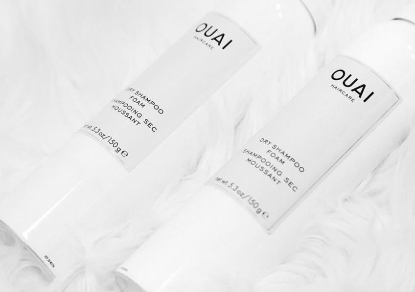 Beauty Crush #25 :OUAI, la marque de soins capillaires pour des cheveux de star