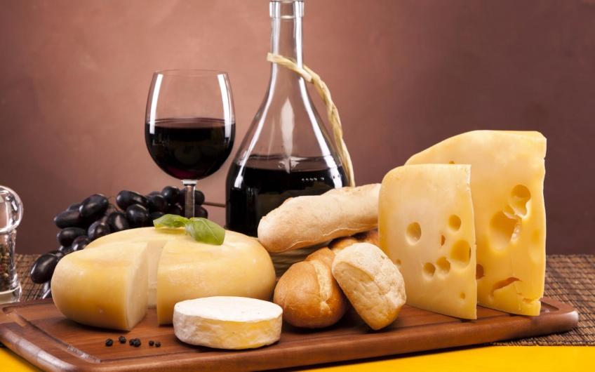 L'appli qui vous indique comment matcher les vins aux fromages !