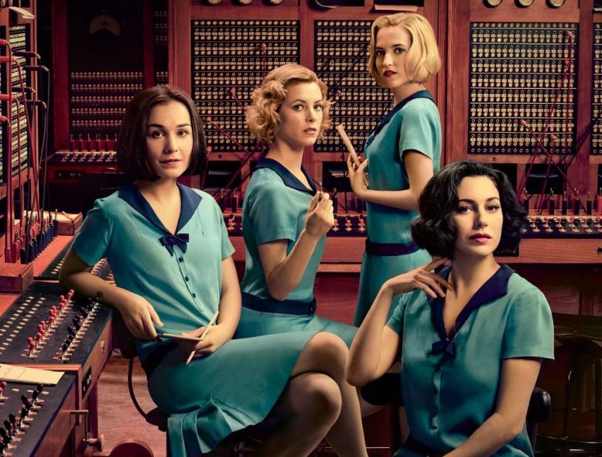 Las Chicas del Cable, la nouvelle série féministe de Netflix