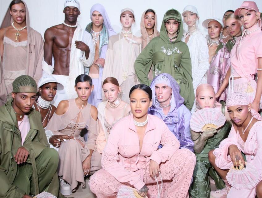Fenty Beauty : Rihanna dévoile la date de sortie de sa collection make-up