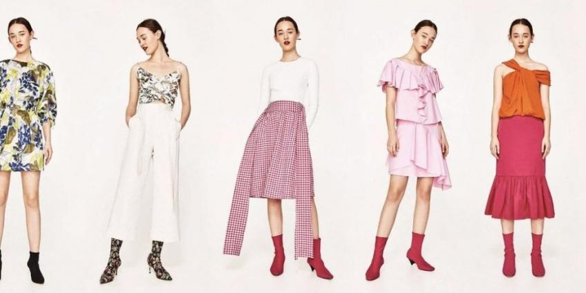Zara lance un nouvel outil sur son e-shop pour enfin définir sa taille idéale !
