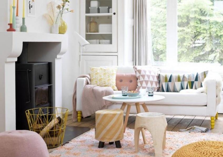 Insufflez de la douceur à votre intérieur avec de jolies pièces pastel !