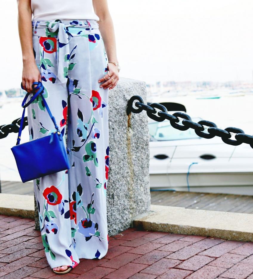 30 pantalons fleuris qui célèbrent le printemps tout en style !