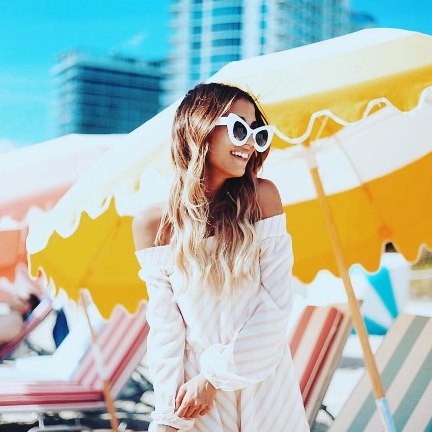 30 paires de lunettes de soleil pour jouer les stars tout l'été !