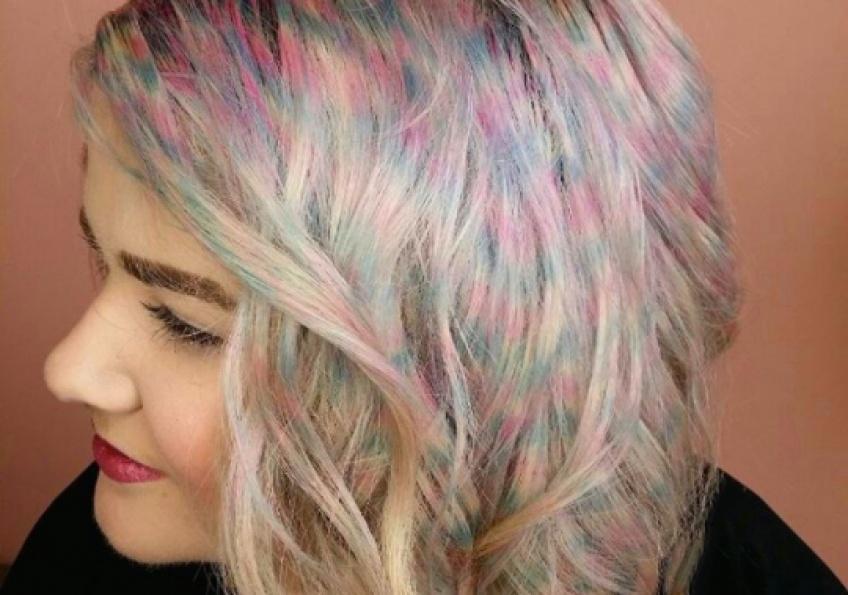 #News : les confettis hair, c'est la fête dans les cheveux !