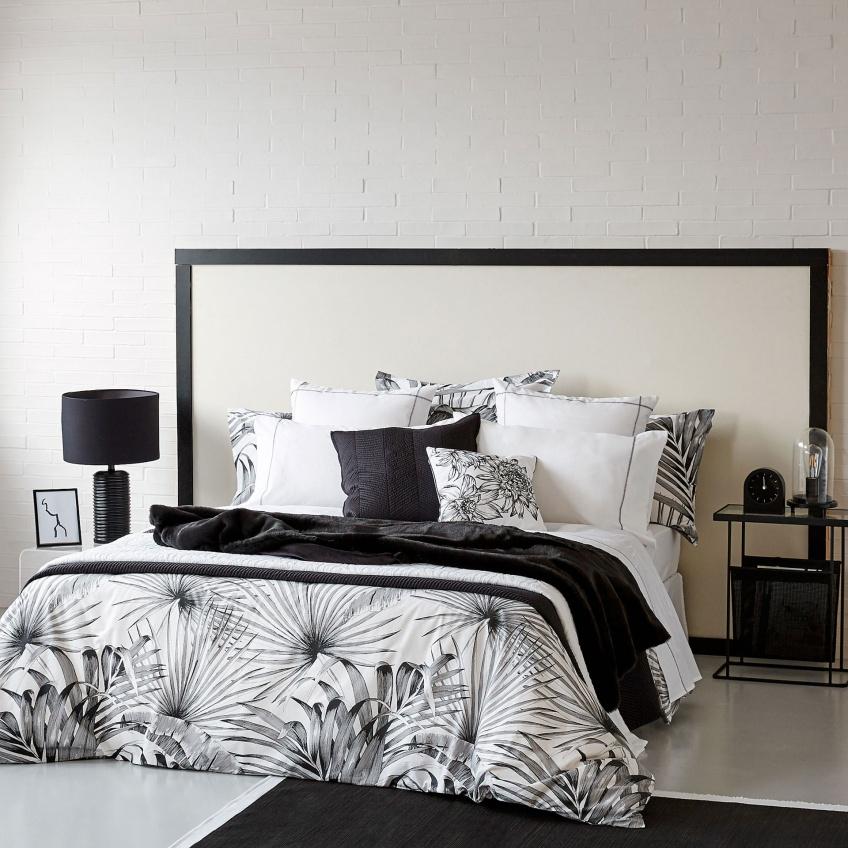 Des parures de lit pour changer radicalement d'atmosphère