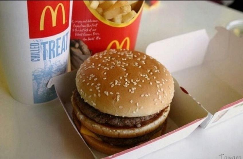#NEWS : McDonald's sort un nouveau sandwich et il est veggie !