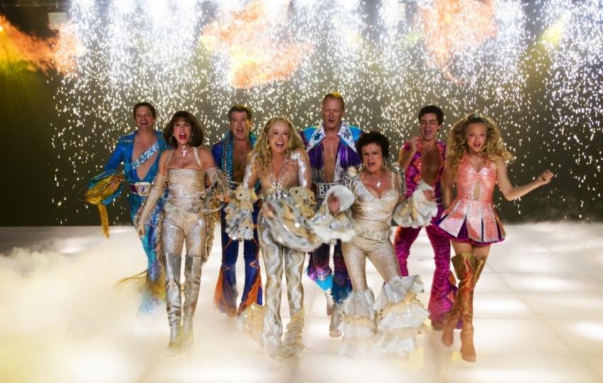 La comédie musicale Mamma Mia est de retour sur nos écrans !