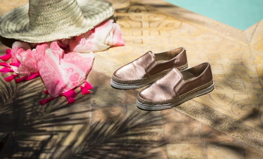 #Shoesday : expédiez vos pieds en vacances avec l'une de ces 30 sublimes paires d'espadrilles