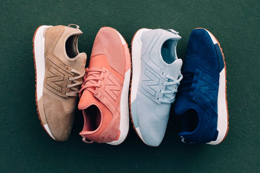 New Balance dévoile une nouvelle paire de sneakers canon pour l'été !