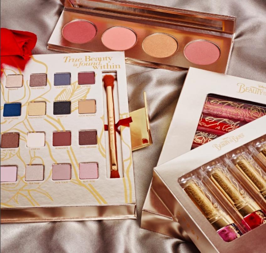 Une collection make-up sur le thème de la Belle et la Bête est dévoilée