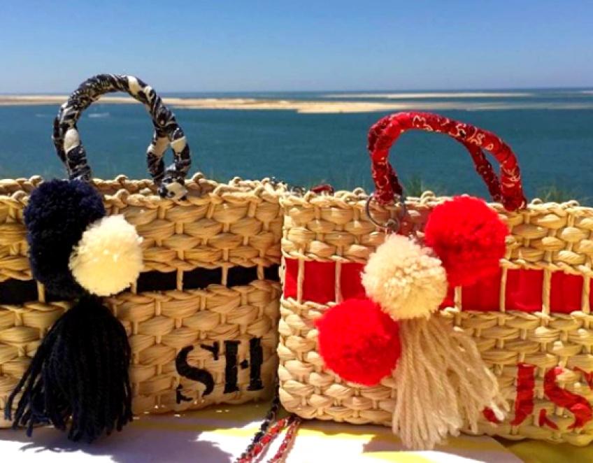 Instant Découverte #72 : Apraya, la marque de paniers de plage personnalisables et tendance !