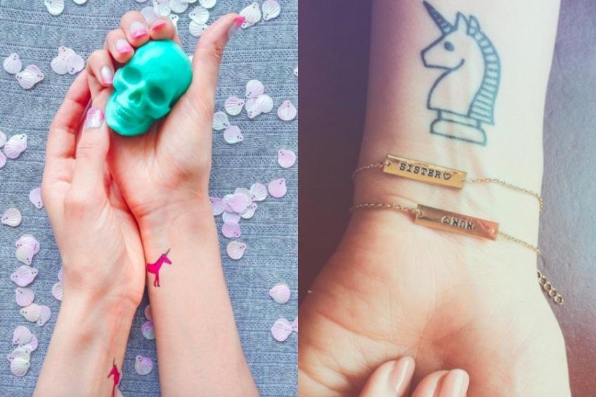 10 inspirations de tatouages pour les unicorn lovers !