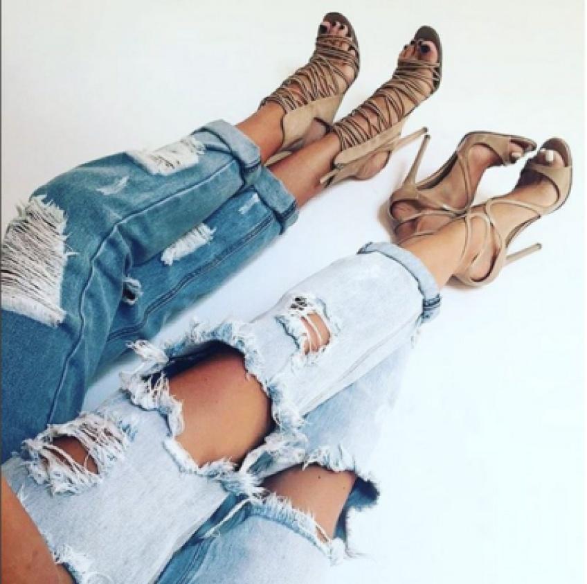 #Astuce 1 jean, 3 looks : Comment rendre sexy nos jeans Boyfriend ?