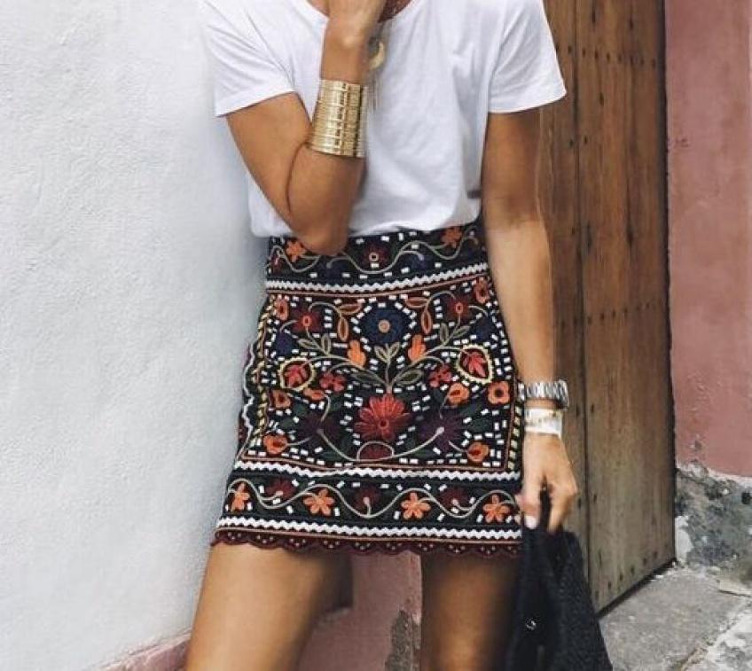 35 mini-jupes qui dévoileront votre féminité à la perfection