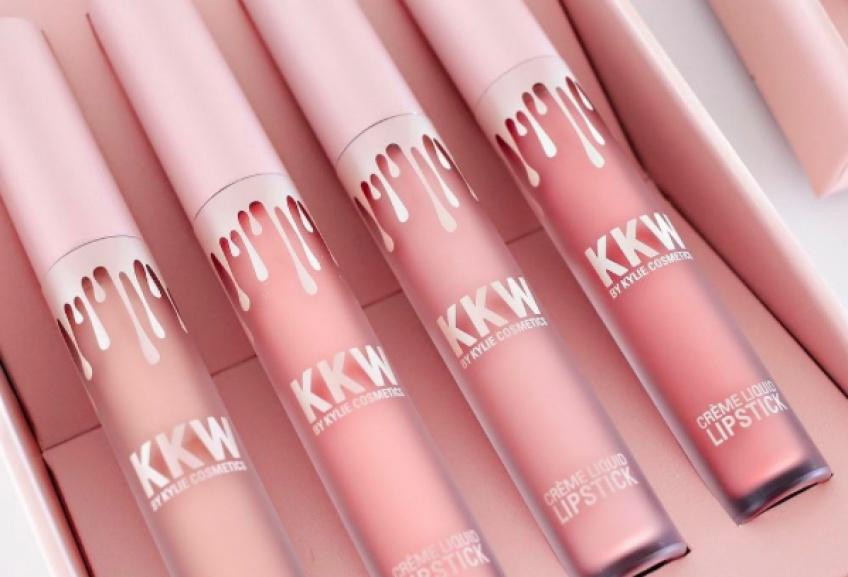 L'énorme erreur qui se cache dans la collection de lipsticks Kim x Kylie !