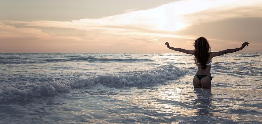 Les 5 bienfaits de l'eau de mer sur vous
