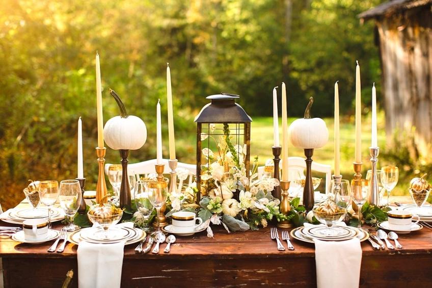 La plus belle table pour accueillir vos invités !