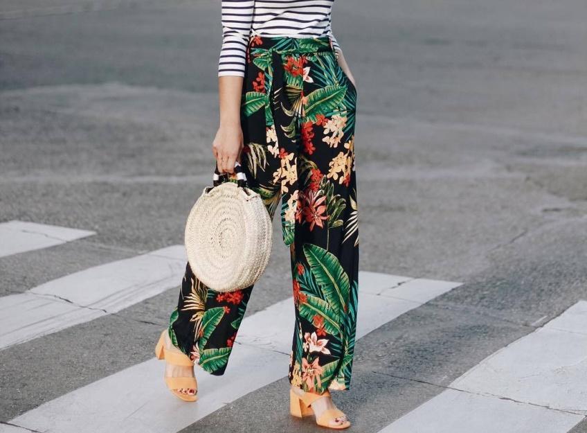 40 sublimes pantalons fleuris pour tous les enivrer, comme un bouquet !