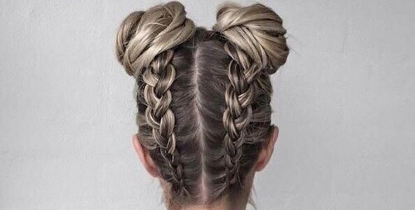 8 tutos de coiffures tressées parfaites pour vos séances de sport